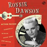 "10"" ✦ RONNIE DAWSON ✦ ""Action Packed"" Killer Rockabilly. Ltd 500 Copies. Hear♫"